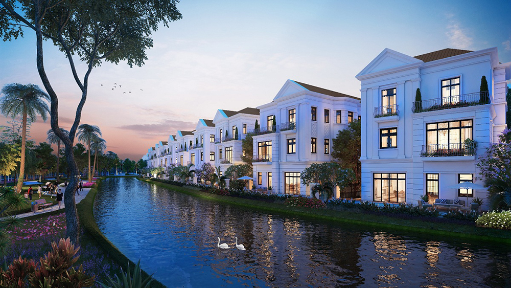 Dự án Nhà phố Sungroup Địa Trung Hải Phú Quốc