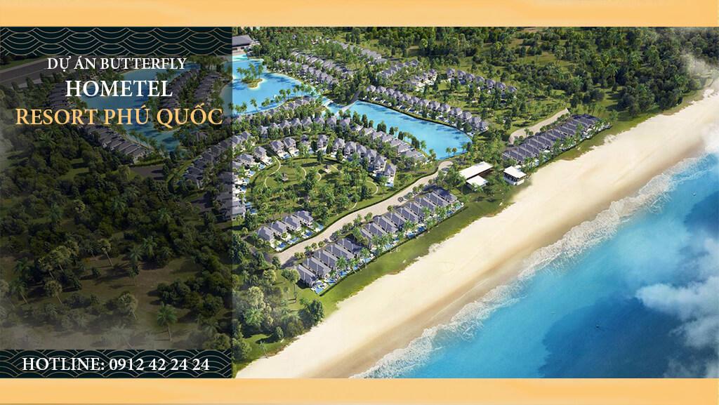 Dự Án Butterfly Hometel Resort Phú Quốc