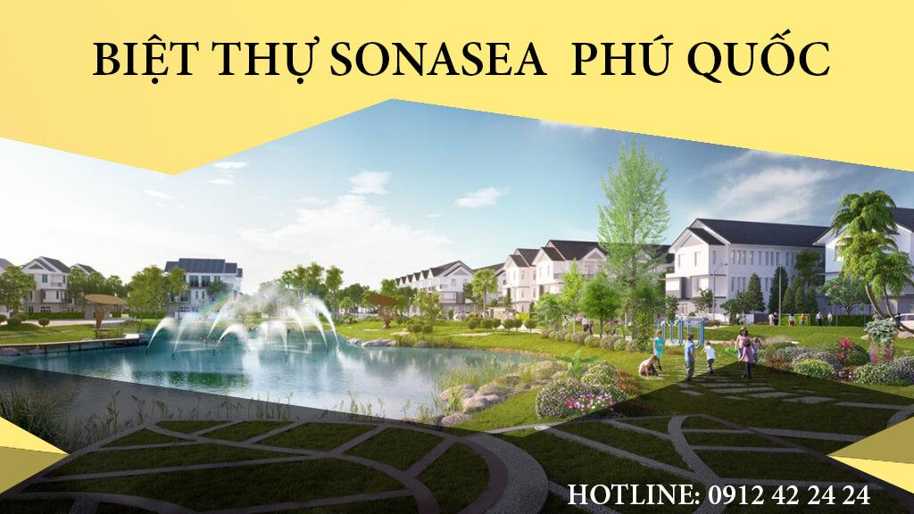 Dự án biệt thự Sonasea Phú Quốc