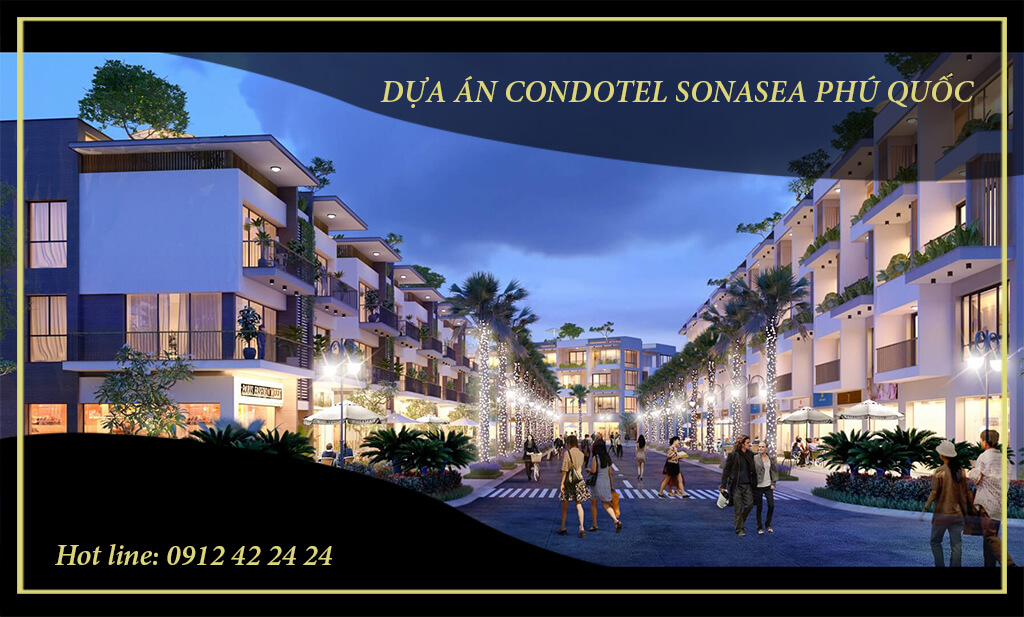 Condotel Sonasea Phú Quốc