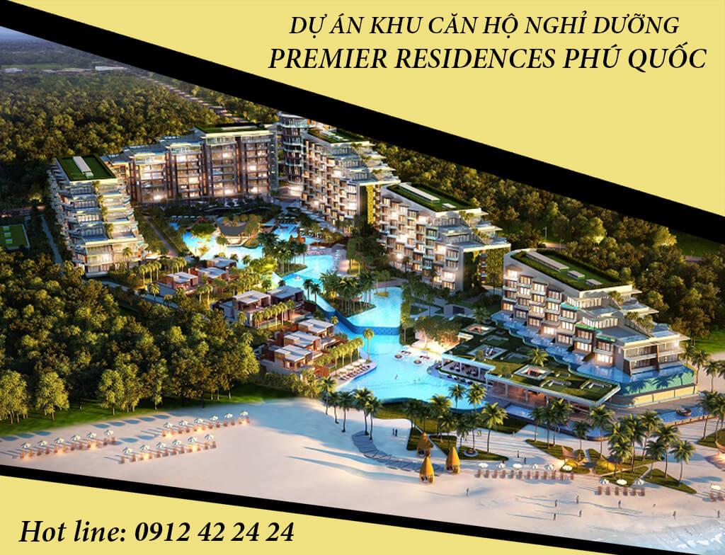 Dự Án Khu Căn Hộ Nghỉ Dưỡng Premier Residences Phú Quốc Emerald Bay