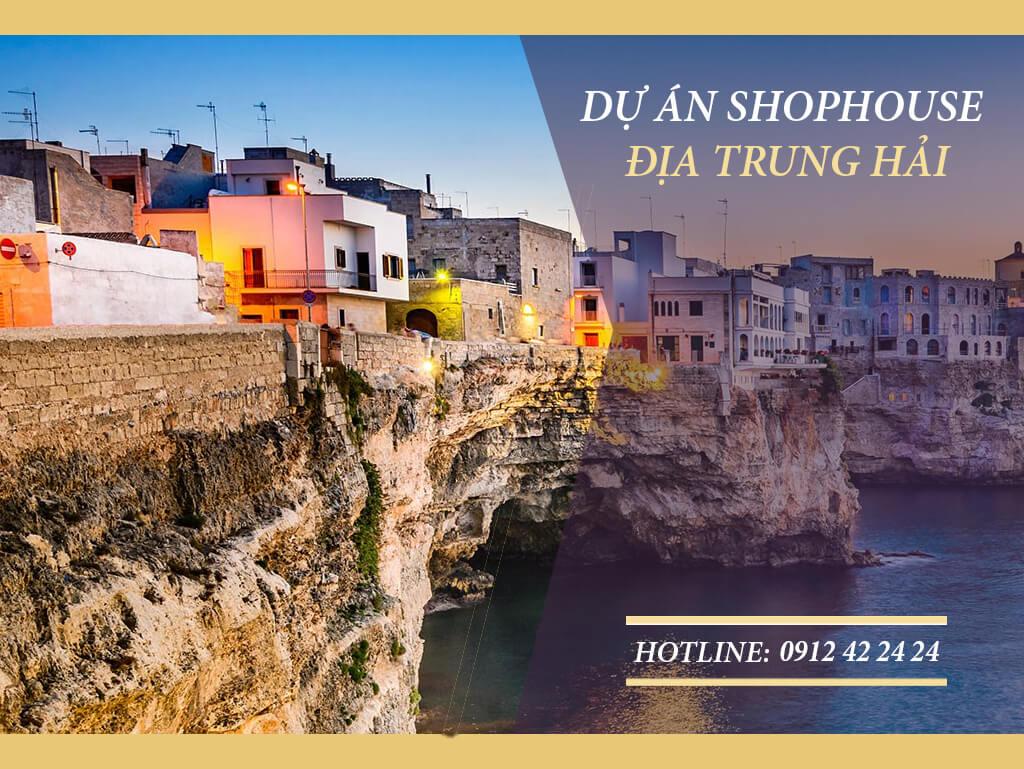 Shophouse Địa Trung Hải