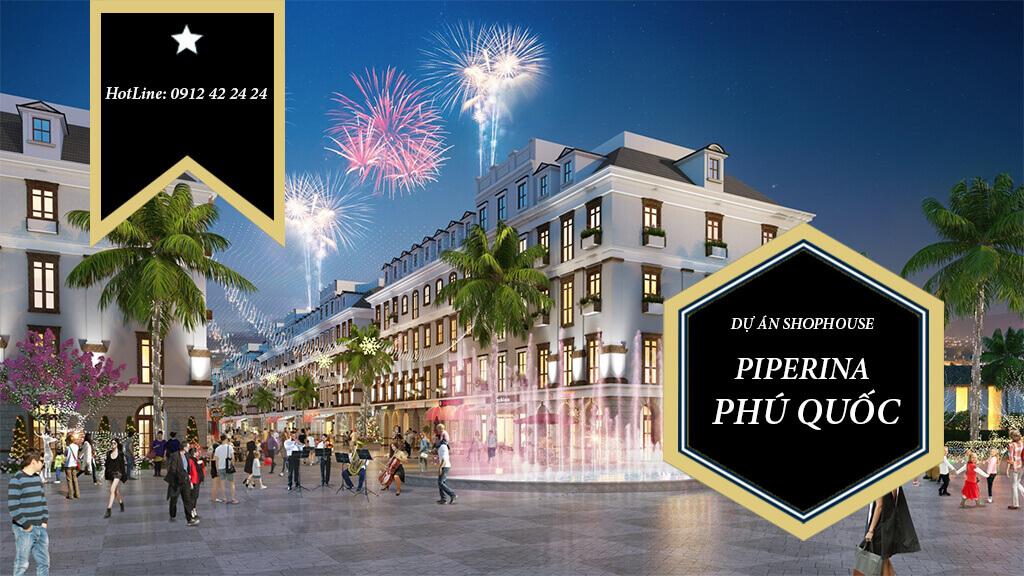 Shophouse Piperina còn chinh phục giới đầu tư khi được hưởng chuỗi tiện ích đồng bộ, hiện đại của quần thể nghỉ dưỡng, bao gồm khu vui chơi trẻ em, rạp chiếu phim, quảng trường biển Sun Square, đài phun nước nghệ thuật, hồ cảnh quan
