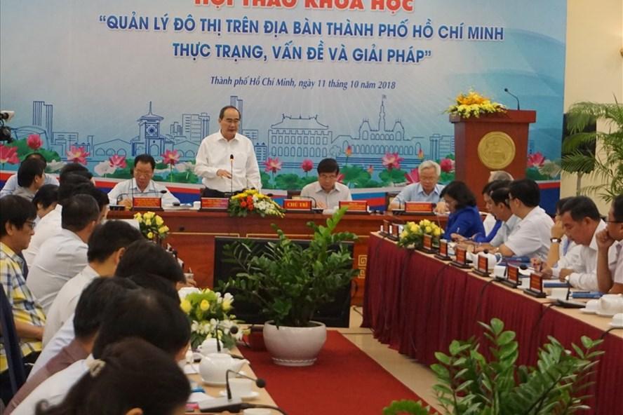 Chuyên gia đầu ngành về quy hoạch đô thị đề xuất mở rộng Tp.HCM thêm 50km2 về phía Long An