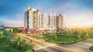 Vị trí siêu đẹp mang lại giá trị đầu tư cho đất Ocean Villa