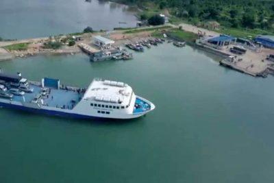 Phà Hà Tiên Đang nâng cấp giúp việc du lịch tại Phú Quốc chở nên dễ dàng